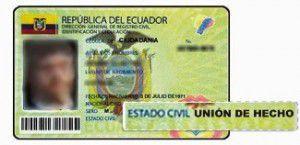 LGBTI community right to register their domestic partnership with Ecuadorean Civil Registry (paiscanela)