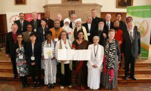 Participants in Interfaith Summit on Climate Change in New York (WCC  Melissa Engle Hess)